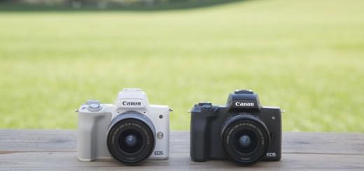 Canon пуска три нови фотоапарата, безогледалният EOS M50 записва 4K видео