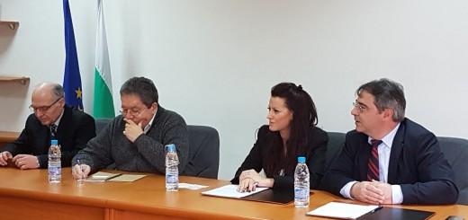 Софтуерната компания ERP.BG направи дарение на Техническия университет в Пловдив