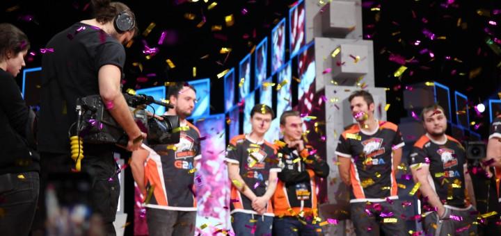 Virtus.pro са първите major шампиони от новия Dota 2 сезон