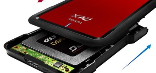 ADATA анонсира SX950 и EX500
