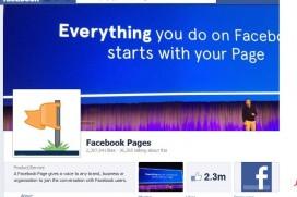 Важно за уебадмините: Facebook Open Graph страниците мигрират към стандартни фен страници