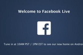 Гледайте на живо премиерата телефона от Facebook