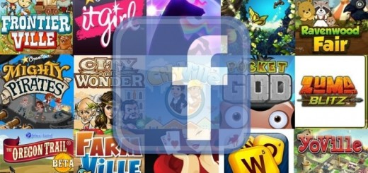 Facebook and mobile games
