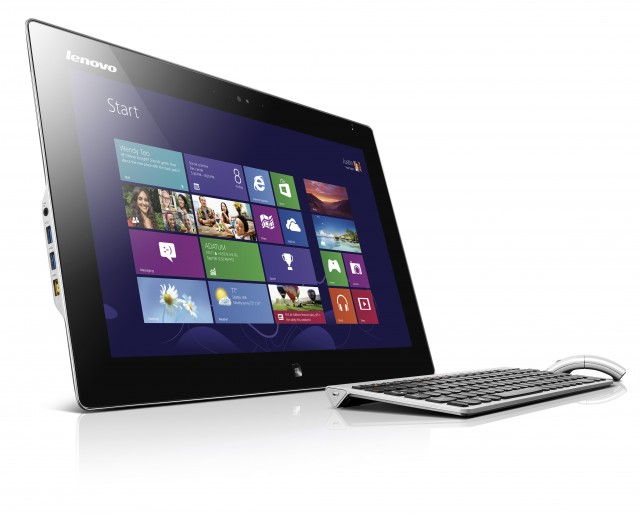 Flex 20 with Keyboard and Mouse Angle