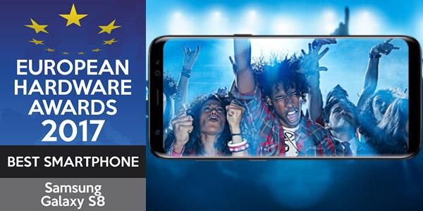 Samsung с 5 награди от European Hardware Awards