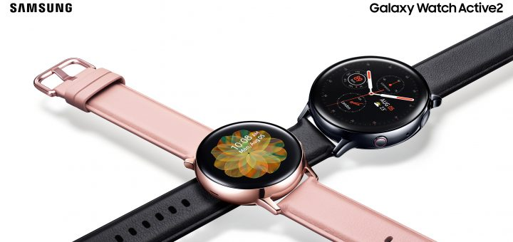 Samsung представи Galaxy Watch Active2