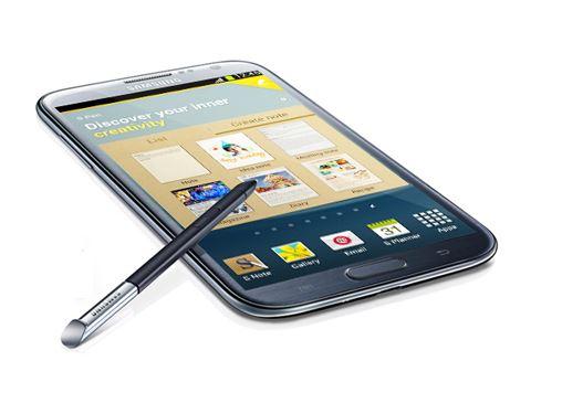 Какво следва след Galaxy Note II?