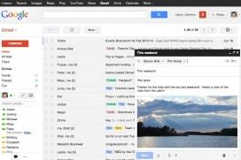 Ново от Gmail: Писане в отворен прозорец