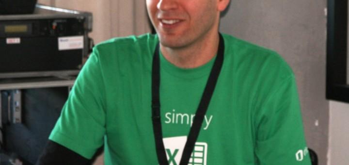 """Топ мениджър от Excel екипа на Microsoft идва като лектор на конференцията """"Bulgaria Excel Days"""""""