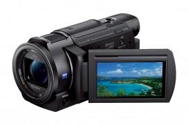 CES 2015: Sony представи Handycam FDR-AXP33 с 4К
