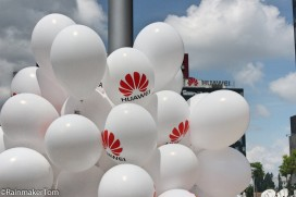 Huawei Road Show 2015 представя технологии от бъдещето в България