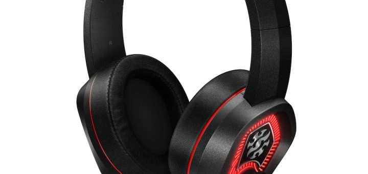 ADATA представи нови слушалки за гейминг