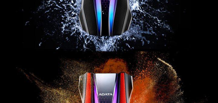 ADATA представи първия в света външен HDD с RGB подсветка