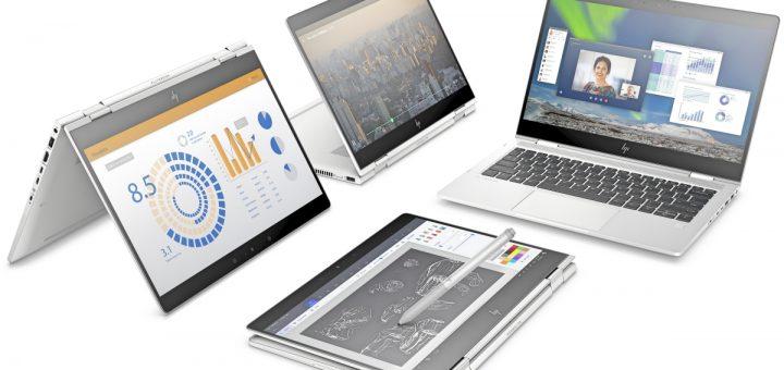 CES 2019: зашеметяващи монитори, компютри и иновации в сферата на сигурността от HP