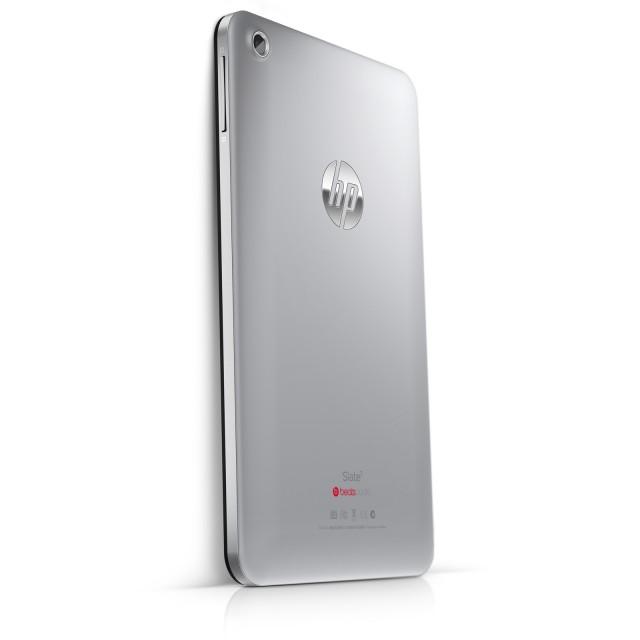 HP Slate7 се предлага с 3-мегапикселна камера на гърба