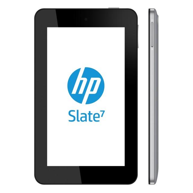 HP Slate се присъединява към наскоро представения HP Chromebook