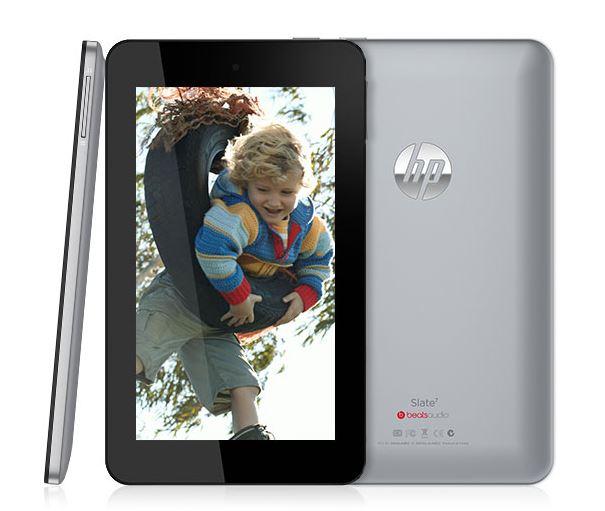HP обяви потребителски таблет с Android