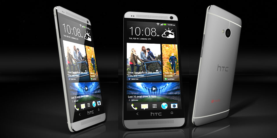 Наследникът на HTC One излиза през февруари