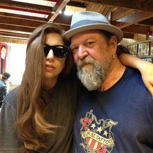 Henk and Lady Gaga