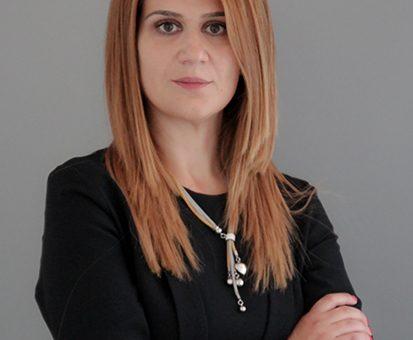"""Христина Бурдашева ще оглави дирекция """"Правна и регулаторна политика"""" в А1"""