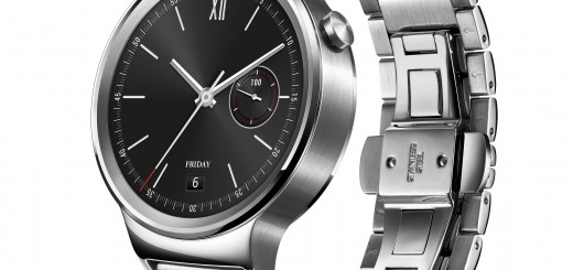 Huawei Watch Silver Steel