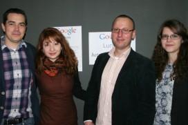 Google Engage за агенции в София на тема Google Analytics
