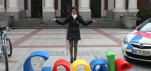 Официално: Google Street View в България