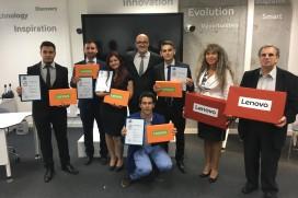 "За втора поредна година Lenovo награди млади лауреати и техните учители в конкурса ""Джон Атанасов"""
