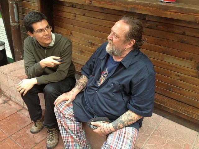 Хенк Шифмахер в България ексузивно на представянето на най-новата Tattoo серия на Canyon