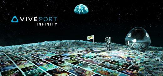 Viveport Infinity стартира през март и ще предлага неограничено гейминг изживяване