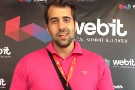 Ивайло Нецов от Fox International Channels за Webit 2013 /видео/