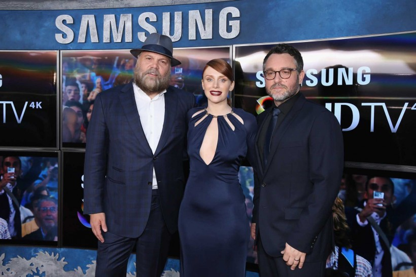 "Samsung Celebrates The Premiere Of ""Jurassic World"""