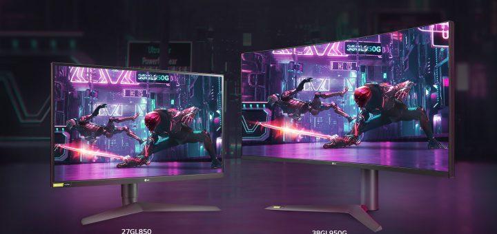 IFA 2019: LG ще представи разширената си линия UltraGear IPS монитори