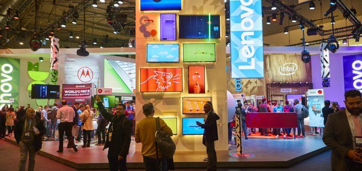 Lenovo с 23 награди на MWC в Барселона