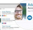 Ново от LinkedIn – LinkedIn Contacts