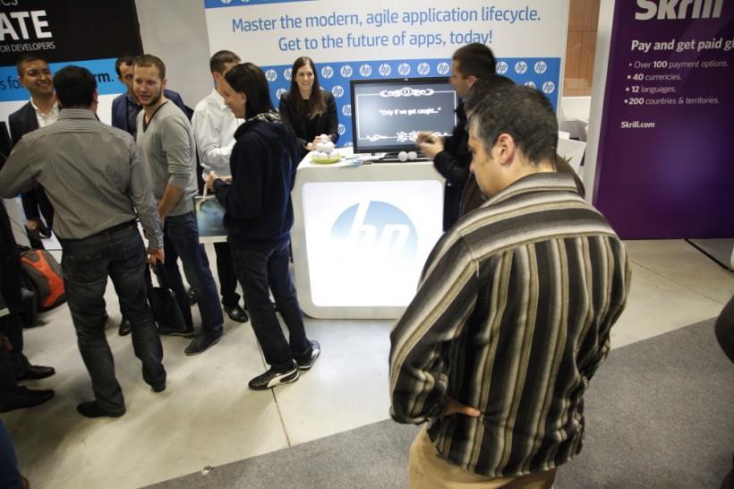 HP представи гъвкави практики при разработката и QA на софтуер на ISTA 2013