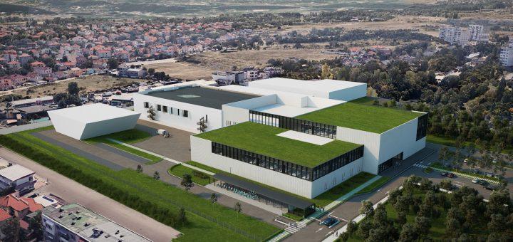 Melexis с първа копка на новата си сграда в София