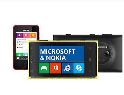 Горещо! Microsoft  закупи Nokia за 5,44 милиарда евро