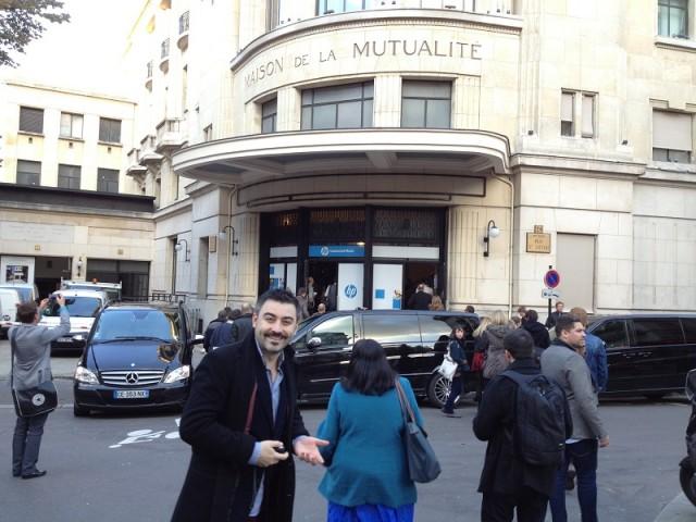 Кулминацията на събитието беше  ексклузивно шоу на живо от NoDoubt пред избрана публика в Maison de la Mutualite в Париж.