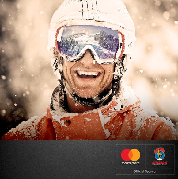 Mastercard затвърждава позицията си на премиум партньор и основен спонсор на състезанията Ханенкам в Кицбюел