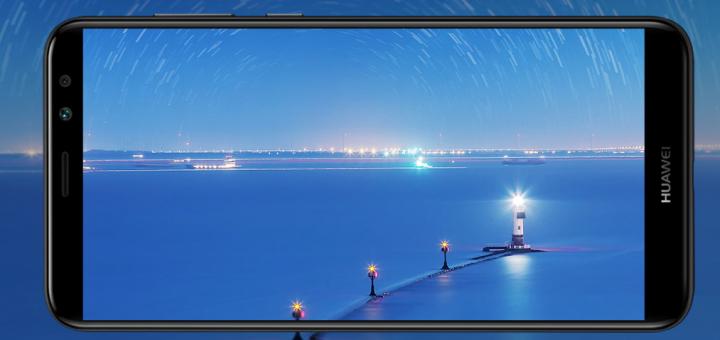 Какво можем да правим на дисплея на Huawei Mate 10 lite?