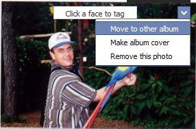 Как да подредите снимките в новия Facebook Timeline
