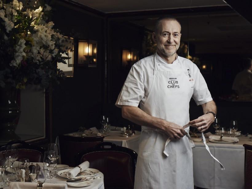 Шеф Майкъл Рукс-младши е най-новият член на Samsung Club des Chefs