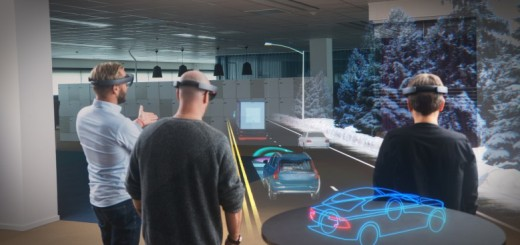 Майкрософт HoloLens ще бъдат достъпни и в България