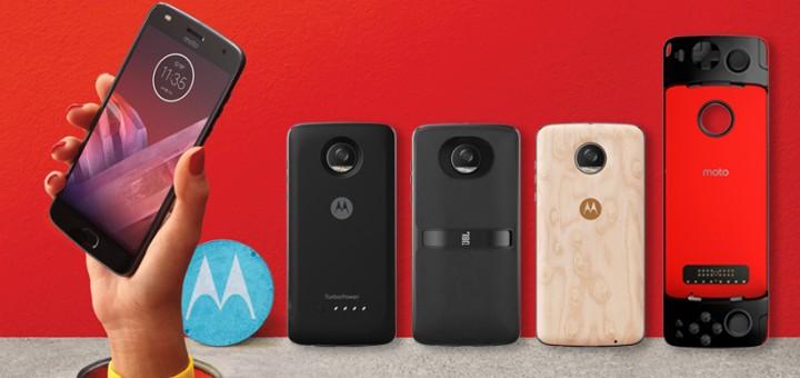 Премиера на Moto Z2 Play и новите Moto Mods