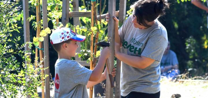 """Гора в Природен парк """"Витоша"""" беше осиновена в рамките на екологична инициатива"""