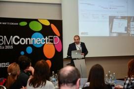 Aкценти от IBM ConnectED Sofia 2015