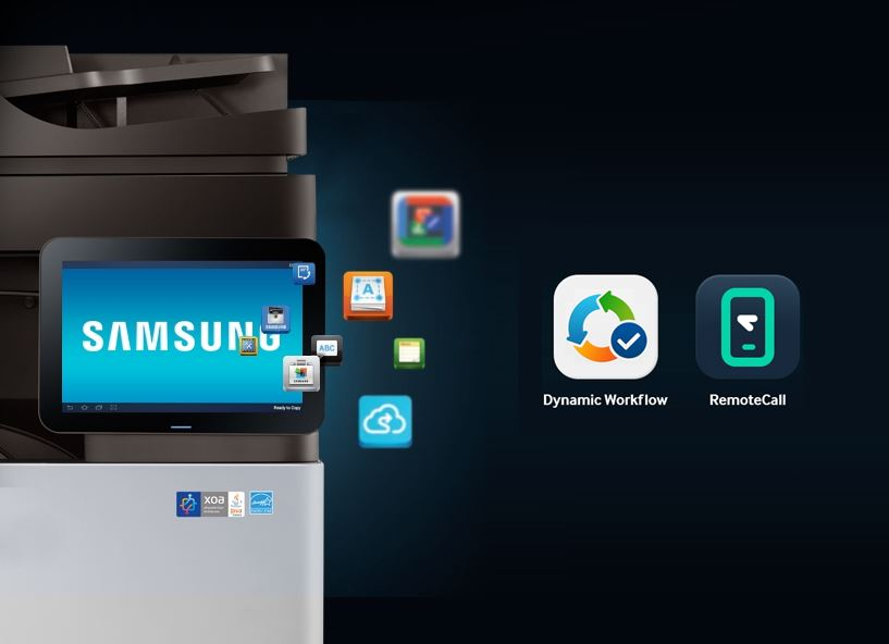 Нови приложения за печат от Samsung