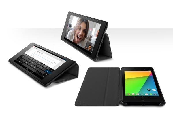 Страхотни нови калъфи за Nexus 7 (2013) от Google