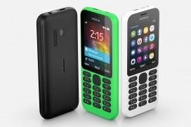 Nokia 215 - първият достъпен телефон на Microsoft с Интернет